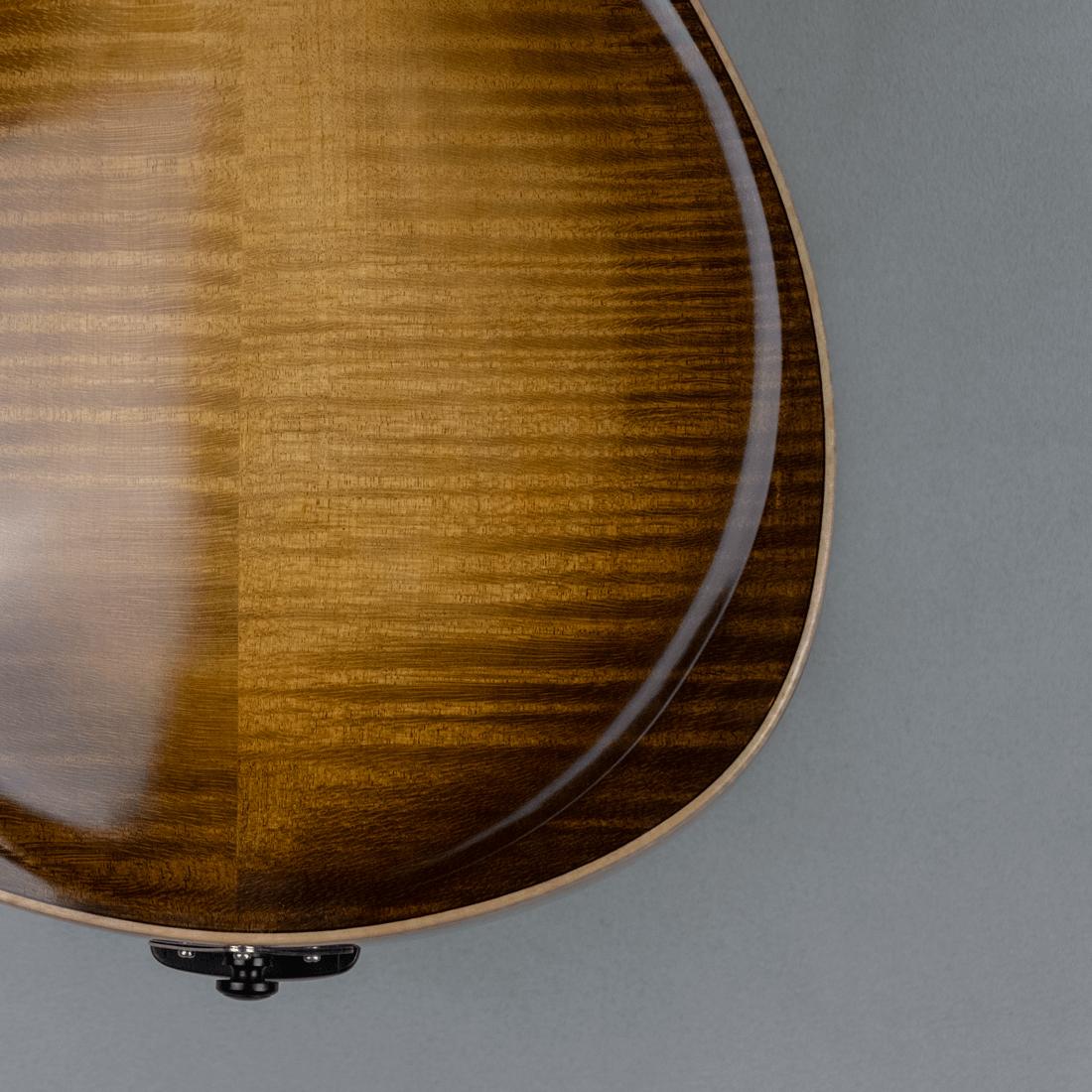 mandolin jazz 5 flamed maple