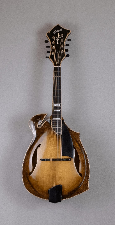 mandolin jazz 5 front