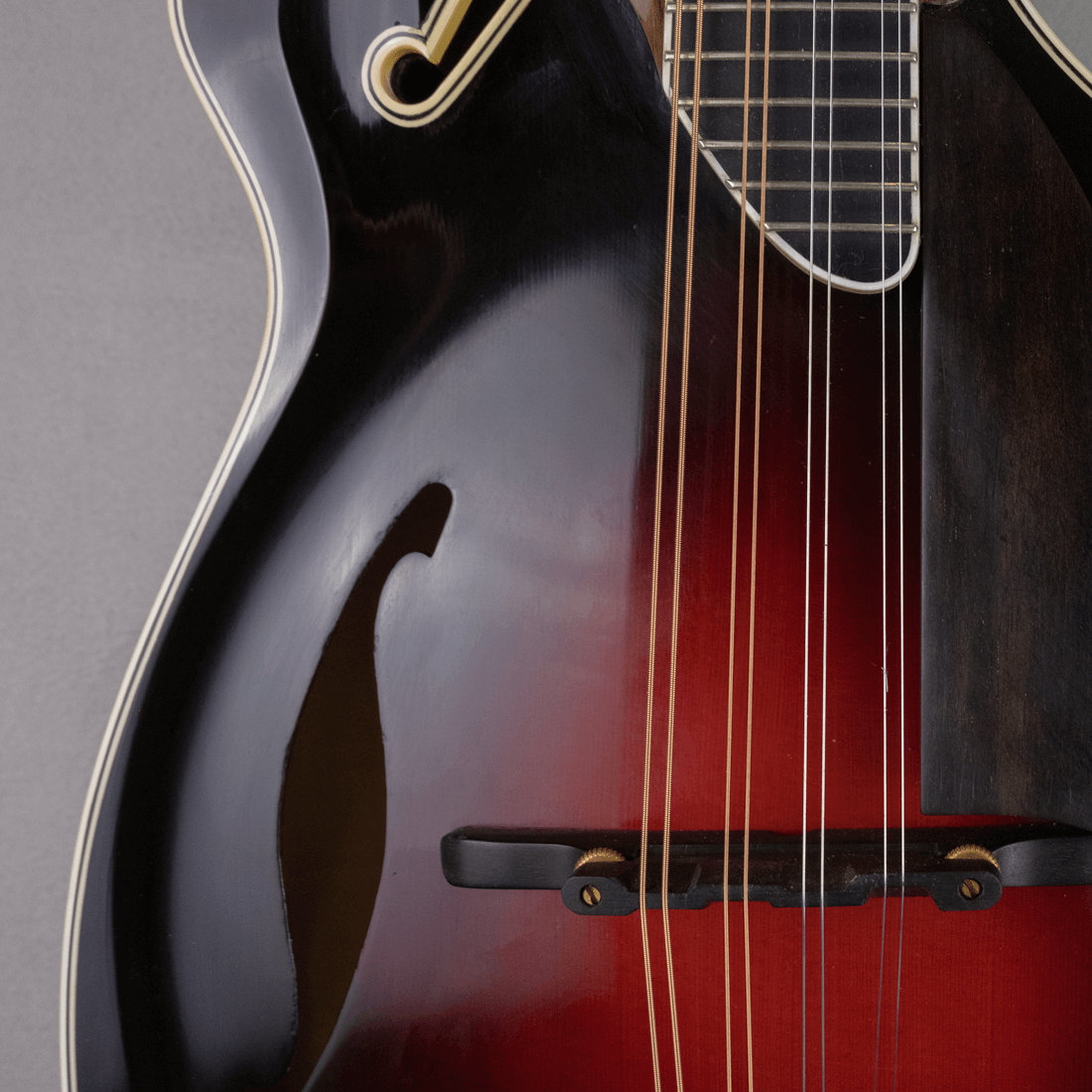 mandolin jazz 5 redsunburst