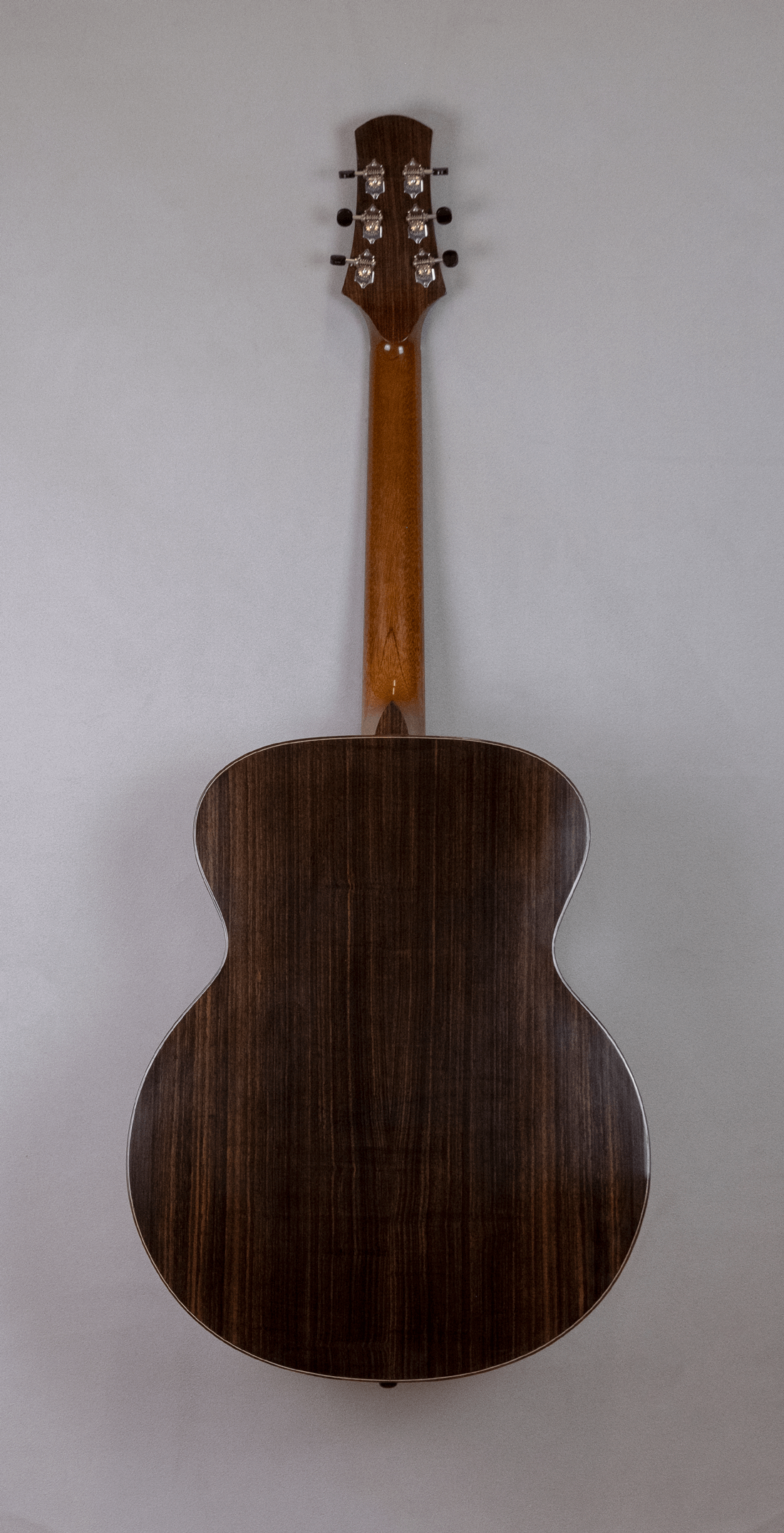 acoustic guitar rosewood back