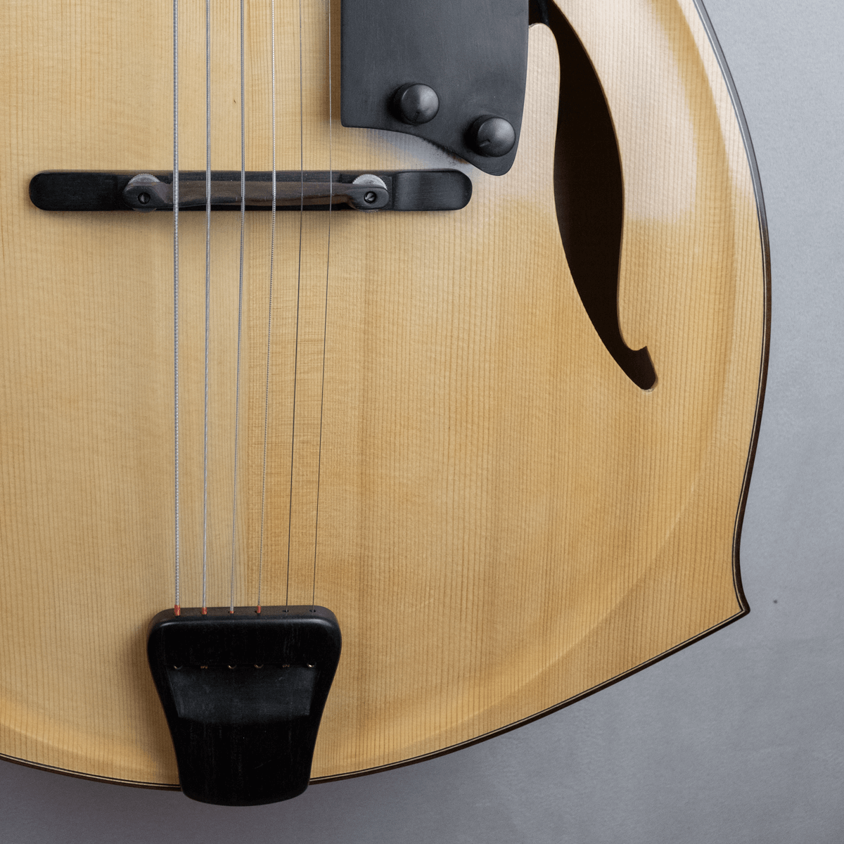 guitar jazz 5 fhole hole