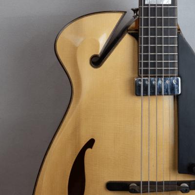 guitar jazz 5 fhole pickup