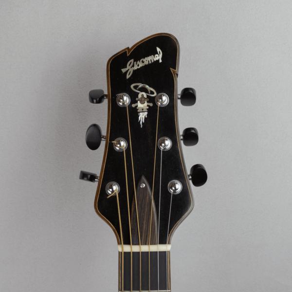 guitar jazz 5 ovalhole headstock