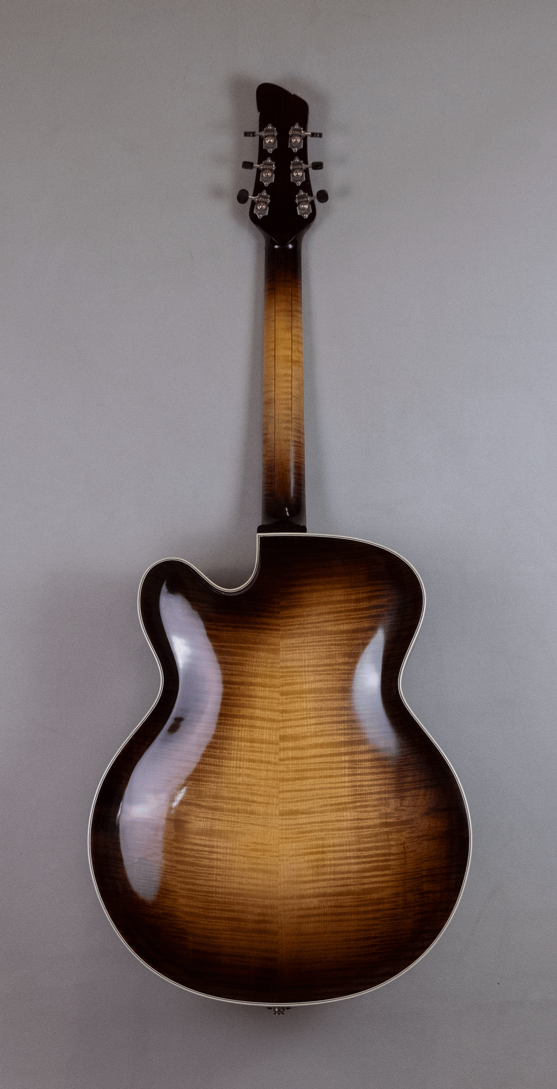 guitar standard jazz back