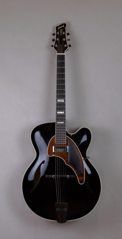 guitar standard jazz front