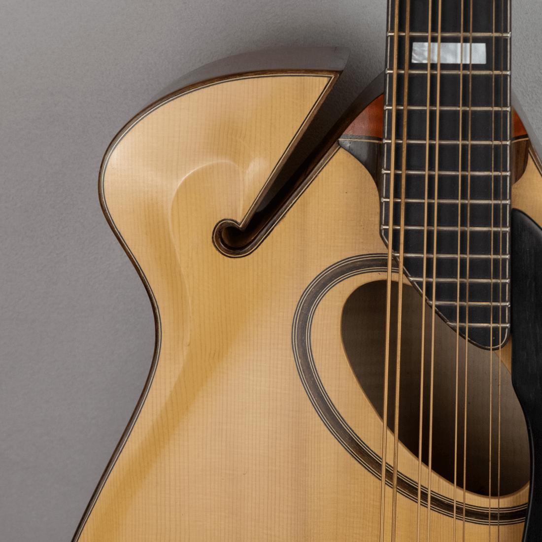 mandocello jazz 5 ovalhole