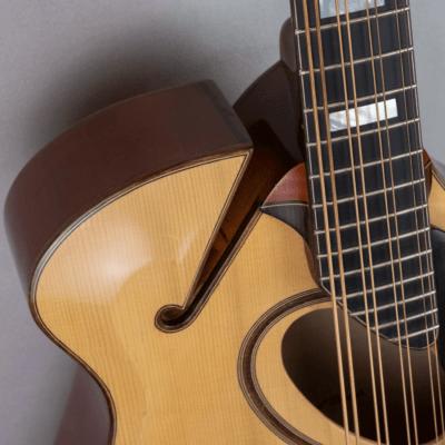 mandocello jazz 5 scroll