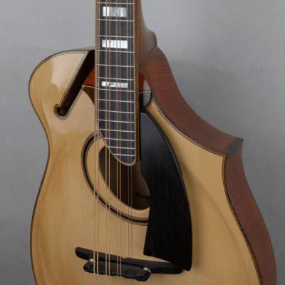 mandola jazz 5 ovalhole