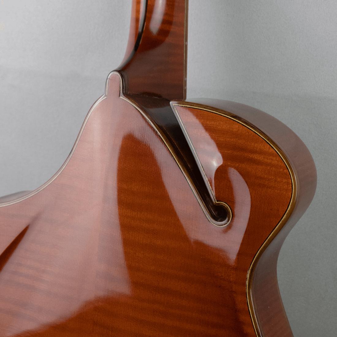 mandola jazz 5 scroll