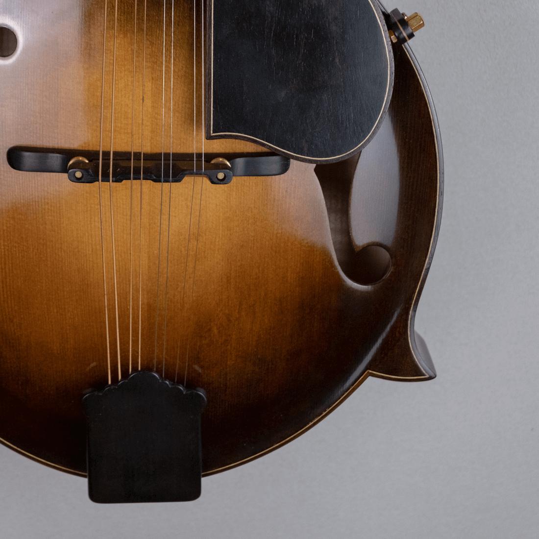 mandolin F5 copy fhole