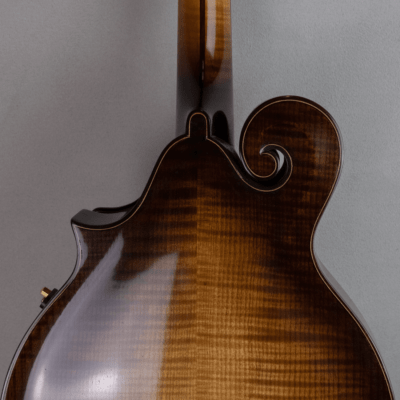 mandolin F5 copy flamed maple