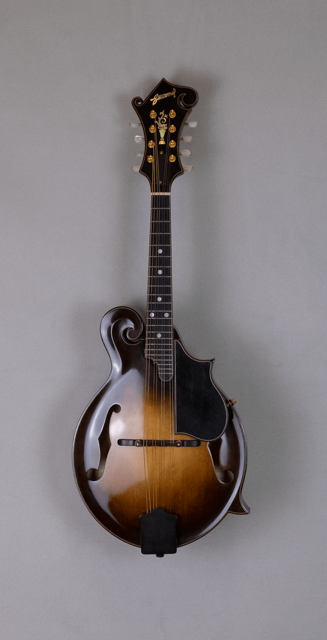 mandolin F5 copy front