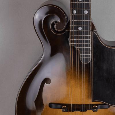 mandolin F5 copy scroll