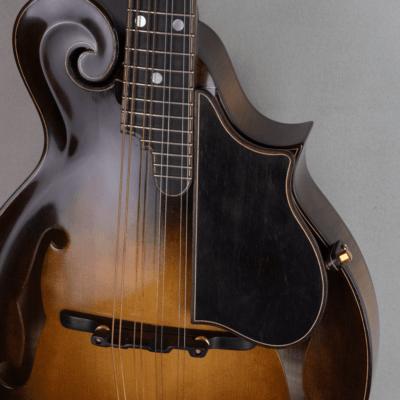 mandolin F5 copy side