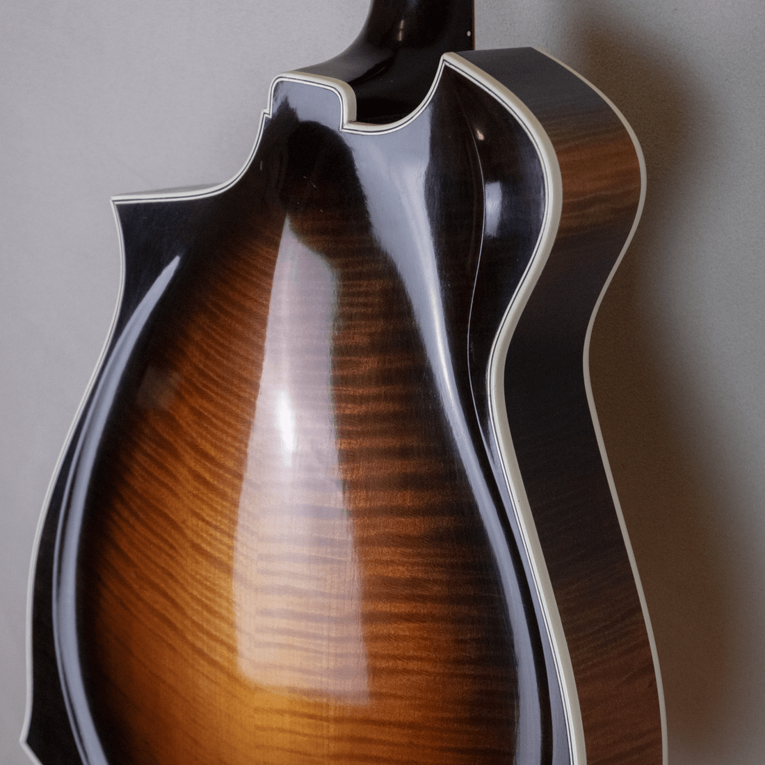 octave mandolin blues 4 flamed maple