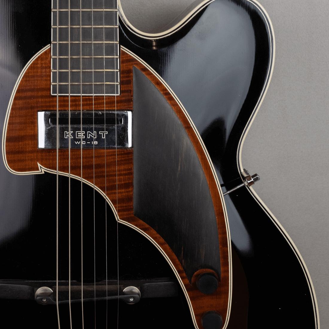 standard guitar jazz pickup
